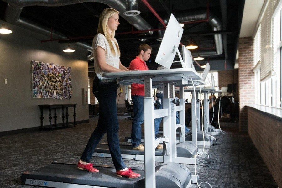 Treadmill Desks: What Are They?