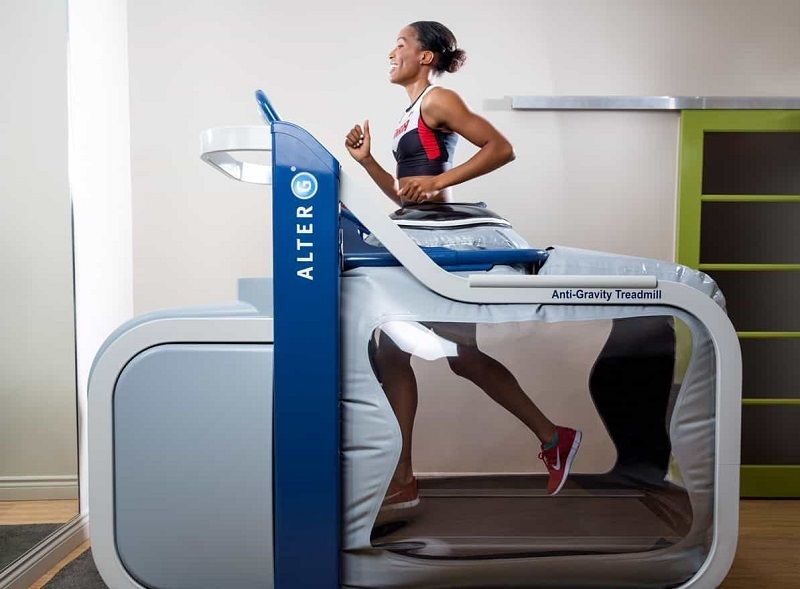 Your Guide To The Anti Gravity Treadmill