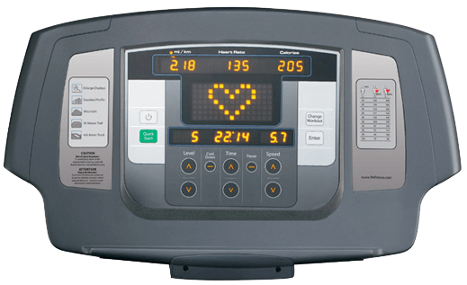 Treadmill Heart Rate Monitor.