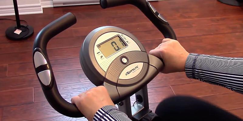 Exerpeutic Exercise Bike Review