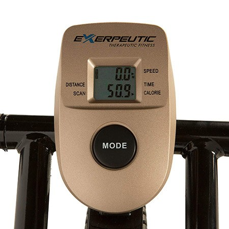 Exerpeutic GOLD Elliptical and Exercise Bike